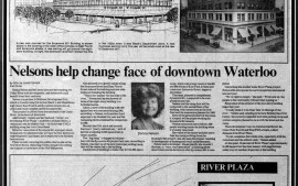 Waterloo Courier - 1984