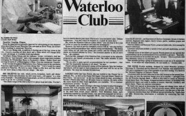 Waterloo Courier - 1985
