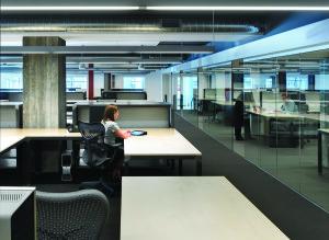 3 Glass Offices and Open Work Stations  1-30-12