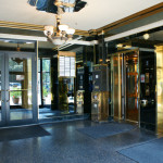 501 Sycamore Entrance Lobby